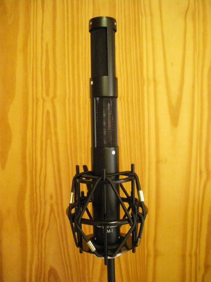 Micrófono de cinta stereo Nohype audio SRM-1