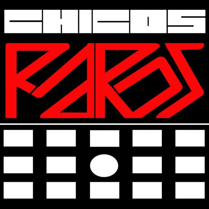 Chicos Raros casette K7 portada cover