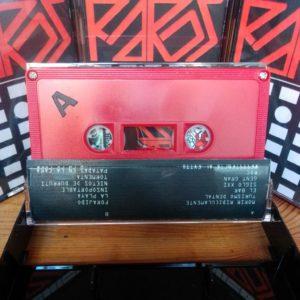 Chicos Raros casette K7